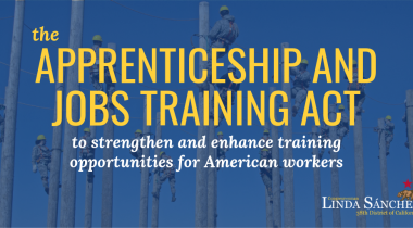 Apprenticeship and Jobs Training Act